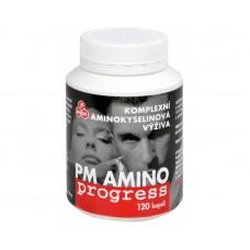 PM Amino Progress 120 kapslí