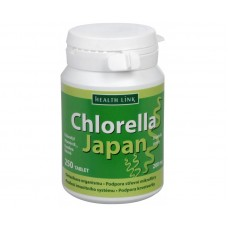 Chlorella Japan 250 tbl.