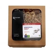 Dárkové balení - Eregma Max Power 100 tbl. + 20 tbl. ZDARMA + Erectan Exclusive intim gel 50 ml
