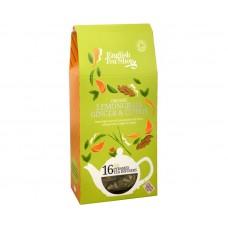 Čaj Citrónová tráva, zázvor & citrusy 16 pyramidek