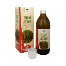 Zelený ječmen - 99,8% šťáva ze zeleného ječmene 500 ml