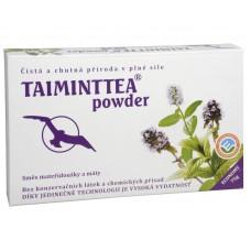 Taiminttea powder - mateřídouška a máta 75 g