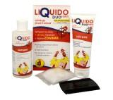 LiQuido DUO FORTE šampon na vši 200 ml + sérum 125 ml ZDARMA