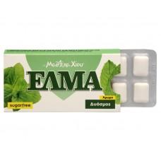 ELMA Spearmint Chewing Gum 10 ks