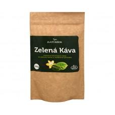 Zlatý doušek - Zelená káva s vanilkou 100 g