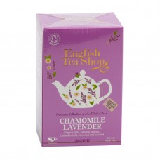 English Tea Shop čaj Heřmánek a levandule