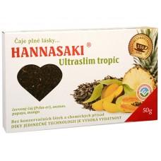 Hannasaki UltraSlim - Tropic - čajová směs 50 g