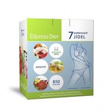 Express Diet - 7 proteinových jídel