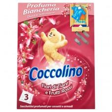 Coccolino vonné sáčky Flowers of Tiaré and Red Fruit