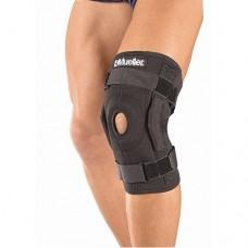 Mueller Hinged Wraparound Knee Brace - kolenní ortéza s kloubem - ovinovací