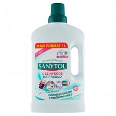 Sanytol dezinfekce na prádlo s vůní bílých květů