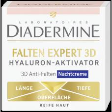 Diadermine 3D Expert Hyaluron noční krém