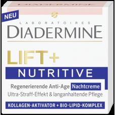 Diadermine Lift+ výživný noční krém