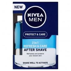 Nivea Men Protect & Care Pečující voda po holení 2 v 1