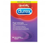 Durex Feel Intimate kondomy