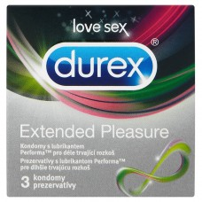 Durex Extended Pleasure kondomy