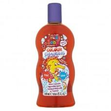 Crazy Soap Colour Changing pěna do koupele s měnící barvami Red to Blue