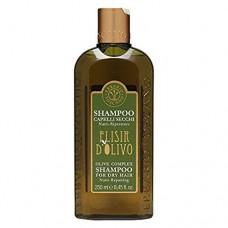 Erbario Toscano bio sprchový gel a šampón hrozen