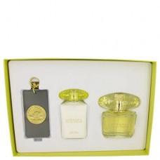 Versace Yellow Diamond - EDT + tělové mléko + přívěšek na tašku
