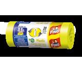 Fino pytle na tříděný odpad plast, 35 l