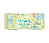 Pampers Natural Clean ubrousky