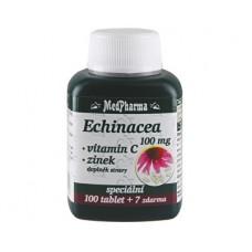 Echinacea 100 mg + vitamin C + zinek 107 tablet