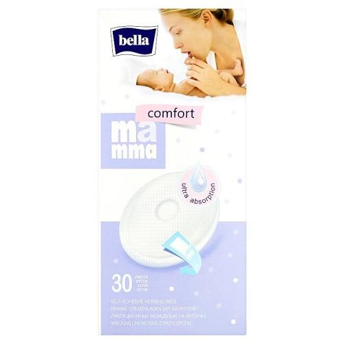 715c6ebc4 Bella Mamma Comfort jednorázové samolepící prsní vložky