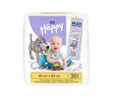 Bella Baby Happy přebalovací podložky 60 x 60 cm