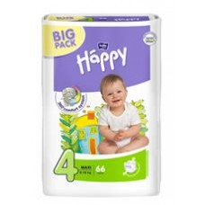 Bella Happy plenky Maxi BIG PACK
