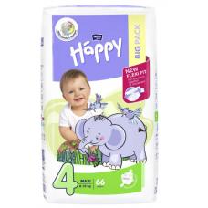 Bella Baby Happy plenky 4 Maxi Big pack (8 - 18 kg)