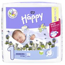 Bella Baby Happy plenky 1 Newborn (2 - 5 kg)