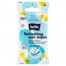 Bella vlhčené ubrousky osvěžující antibakteriální