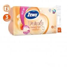 Zewa deluxe cashmere peach toaletní papír, parfémovaný, 3vrstvý