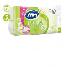 Zewa deluxe comfort Heřmánek toaletní papír, parfémovaný, 3vrstvý