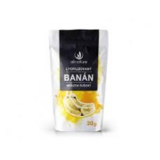 Lyofilizovaný banán 20 g