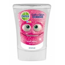 Dettol Kids náplň do bezdotykového dávkovače mýdla Mýdlový kouzelník