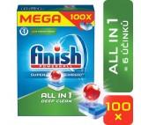 Finish Powerball All in 1 tablety do myčky