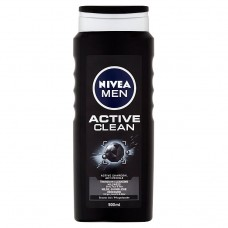 Nivea Men Active Clean sprchový gel
