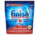 Finish All in 1 Max Lemon tablety do myčky nádobí