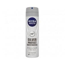 Nivea Silver Protect Dynamic Power antiperspirant ve spreji pro muže