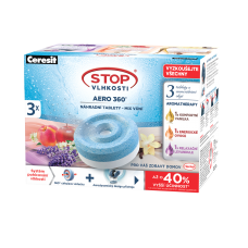 Ceresit STOP VLHKOSTI AERO 360° náhradní tablety 3v1 aroma tripack