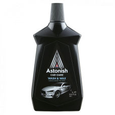 Astonish Wash & Wax - autošampón s voskem