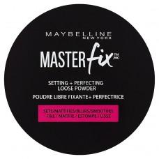 Maybelline Master Fix transparentní pudr pro zmatnění pleti