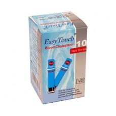 Proužky EasyTouch-cholesterol 10ks
