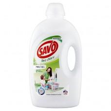 SAVO prací gel barevné i bílé prádlo 70 praní