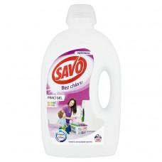 SAVO prací gel barevné prádlo 50 praní