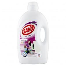 SAVO prací gel barevné prádlo 70 praní