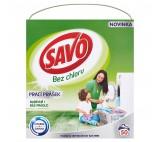 SAVO prací prášek barevné i bílé 50 praní