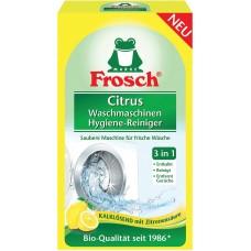 Frosch EKO hygienický čistič pračky citron