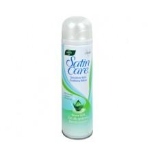Gel na holení pro suchou a citlivou pokožku Satin Care Aloe Vera